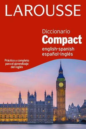 DICCIONARIO COMPACT ENGLISH-SPANISH / ESPAÑOL-INGLES