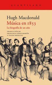 MUSICA EN 1853