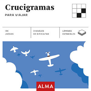 CRUCIGRAMAS PARA VIAJAR (CUADRADOS DE DIVERSION)