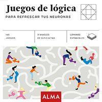 JUEGOS DE LOGICA PARA REFRESCAR TUS NEURONAS