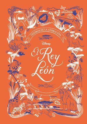EL REY LEON. TESOROS DE LA ANIMACION