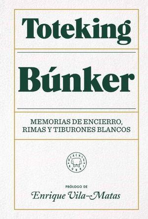 BUNKER (EDICION LIMITADA CON CUBIERTA DE PIEL)