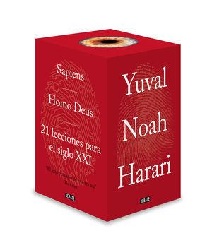 OBRA COMPLETA HARARI YUVAL NOAH