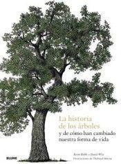 HISTORIA DE LOS ARBOLES Y DE COMO HAN CAMBIADO NUESTRA FORMA