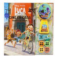 LUCA. CINE EN CASA