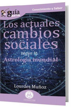 GUÍABURROS LOS ACTUALES CAMBIOS SOCIALES