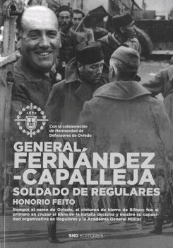 GENERAL FERNANDEZ CAPALLEJA. SOLDADO DE REGULARES