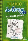 DIARIO DE GREG 3: ¡ ESTO ES EL COLMO!