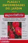 PLAGAS Y ENFERMEDADES DEL JARDIN PARA ESPEC.