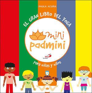 EL GRAN LIBRO DEL YOGA PARA NIÑAS Y NIÑOS