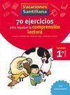 VAC 1PR 70 EJERCICIOS COMPR LECT SANT 16