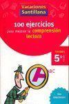 VAC 5PR 100 EJERCICIOS COMPR LECT SANT 16