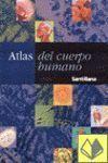 ATLAS DEL CUERPO HUMANO SANTILLANA