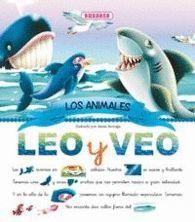 LEO Y VEO LOS ANIMALES