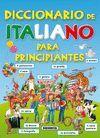 DICC.ITALIANO P/PRINCIPIANTES