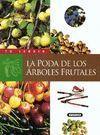 PODA DE ARBOLES FRUTALES