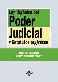 LEY ORGANICA DEL PODER JUDICIAL