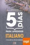 5 DIAS PARA APRENDER ITALIANO