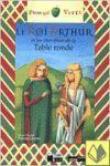 LE ROI ARTUR ET LES CHEVALIERS ... LIVRE + CD