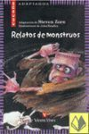 RELATOS DE MONSTRUOS EDUCACION PRIMARIA. MATERIAL AUXILIAR