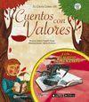 EL GRAN LIBRO DE CUENTOS CON VALORES