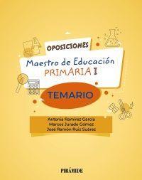 OPOSICIONES A MAESTRO DE EDUCACIÓN PRIMARIA I