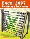 EXCEL 2007. FORMULAS Y FUNCIONES