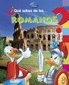 QUE SABES DE LOS ROMANOS