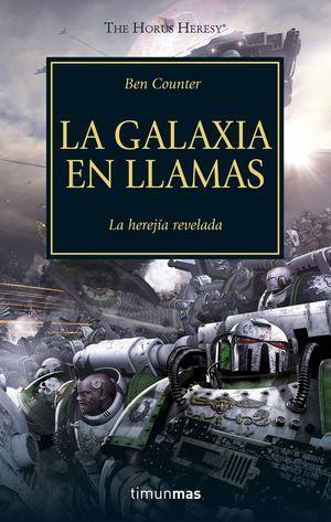 LA GALAXIA EN LLAMAS, N.º 3