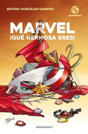 MARVEL:QUE HERMOSA ERES!