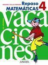 REPASO MATEMATICAS 4.