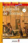LAZARILLO DE TORMES +CD