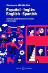 DICCIONARIO ESPASA MINI. ESPAÑOL - INGLES. ENGLISH - SPANISH