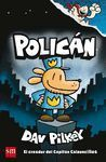 POLICÁN, CAPITÁN CALZONCILLOS (CARTONÉ)