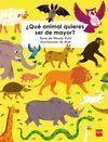 ¿QUE ANIMAL QUIERES SER DE MAYOR?