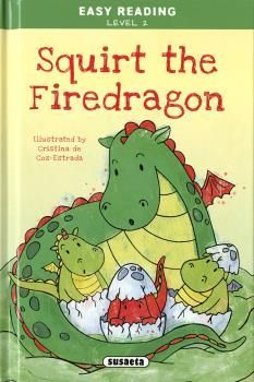 SQUIRT THE FIREDRAGON (LEVEL 2)
