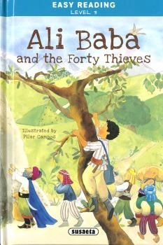 ALI BABA AND THE FORTY THIEVES (LEVEL 3)