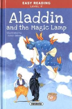 ALADDIN AND THE MAGIC LAMP.(LEVEL 5).(REF:2255-01)