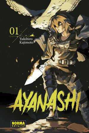 AYANASHI 01