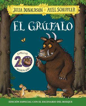 EL GRÚFALO. EDICIÓN ESPECIAL 20 ANIVERSARIO