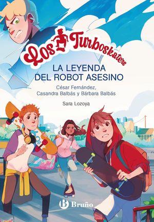 LOS TURBOSKATERS, 1.