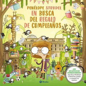 PENÉLOPE STRUDEL EN BUSCA DEL REGALO DE CUMPLEAÑOS