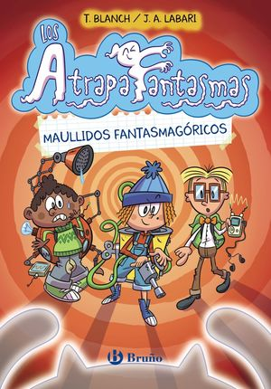 LOS ATRAPAFANTASMAS, 1.