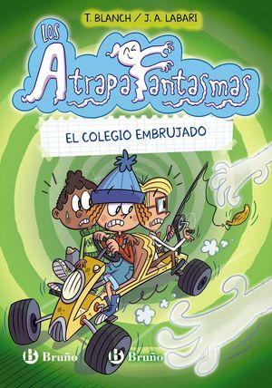 LOS ATRAPAFANTASMAS, 2.