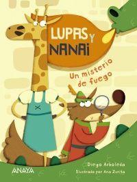 LUPAS Y NANAI. UN MISTERIO DE FUEGO