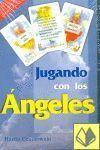 JUGANDO CON LOS ANGELES - ESTUCHE AZUL