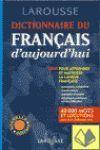 DICC FRANCAIS D'AUJOURD'HUI