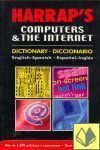 DICC HARRAPS COMPUTERS THE INTERNET INGLES
