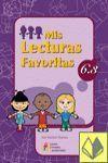 MIS LECTURAS FAVORITAS 6.3