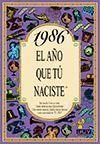 1986 EL AÑO QUE TU NACISTE -A5GRAPAS